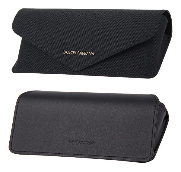 Dolce and Gabbana Optical Cases