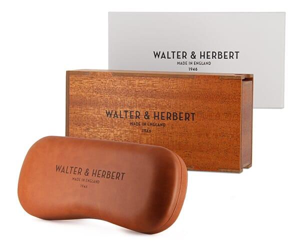 Walter and Herbert Case